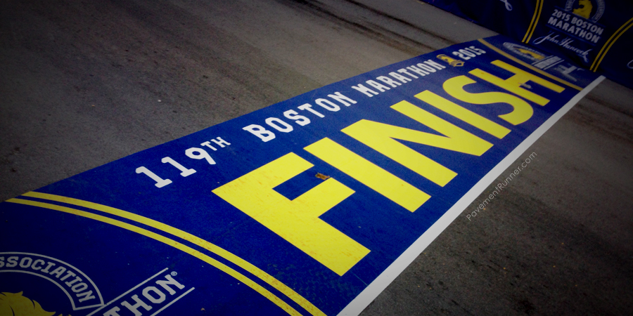 Boston Marathon: The Experience of a Lifetime