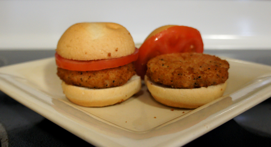 Gardein Chick'n Sliders