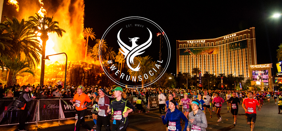#WeRunSocial Does Vegas (and San Diego)