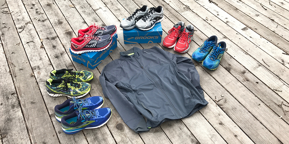 Brooks Run Influencer, Officially