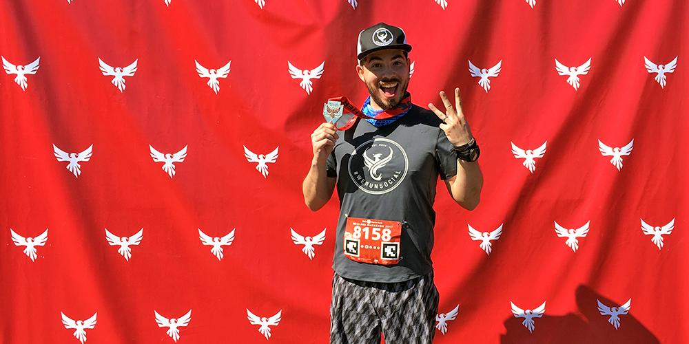 Mesa-Phoenix Marathon Recap